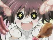 Alice loves meat