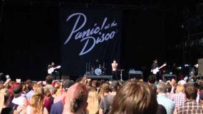 Panic! At the Disco - Nicotine Live @ Soundwave Melbourne 28 02 2014