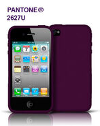 Iphone4 purple