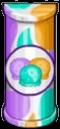 Rainbow sherbet sirup