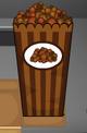 Chocolate corn