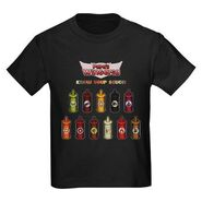 Know your sauce shirt t