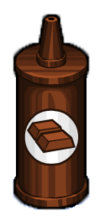 Chocolate syrup2