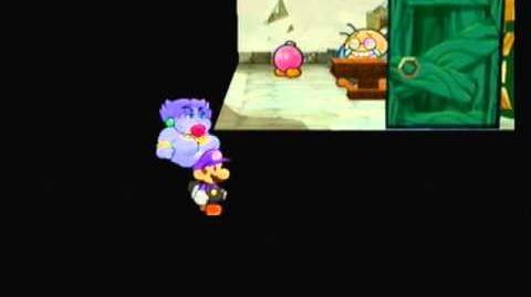 Paper Mario TTYD - Flurry Door Clip
