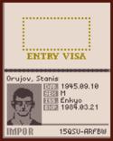 Beta impor passport