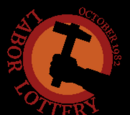 October 1982 Labor Lottery
