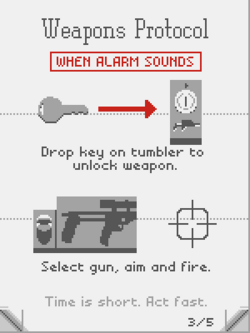 Gun instructions