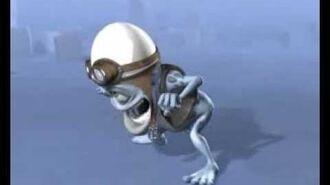 Jamster Crazy Frog Dance UNCENSORED VIDEO