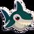 Sticker shark