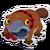 Sticker pladypus