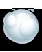 Snowball large