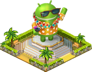 Android birthday house atlas