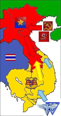 VietnamWarMapW