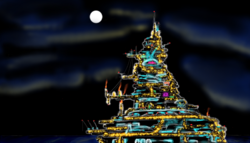 Atlantis Sprawl Artwork