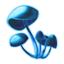 Salvage Glittershrooms