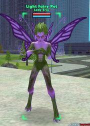 Light Fairy Pet