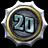 Badge level 20