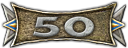 Badge count 50
