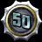 Badge level 50