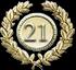 Badge vr months 021