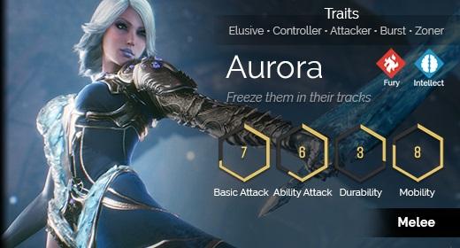 Aurora hover