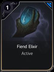 Fiend Elixir card