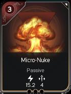 Micro-Nuke