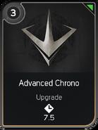 Advanced Chrono