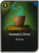 Shaman's Drink