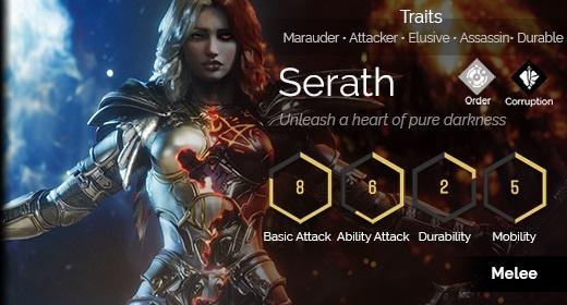 Serath hover