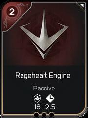 Rageheart Engine card