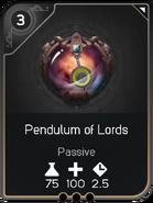 Pendulum of Lords