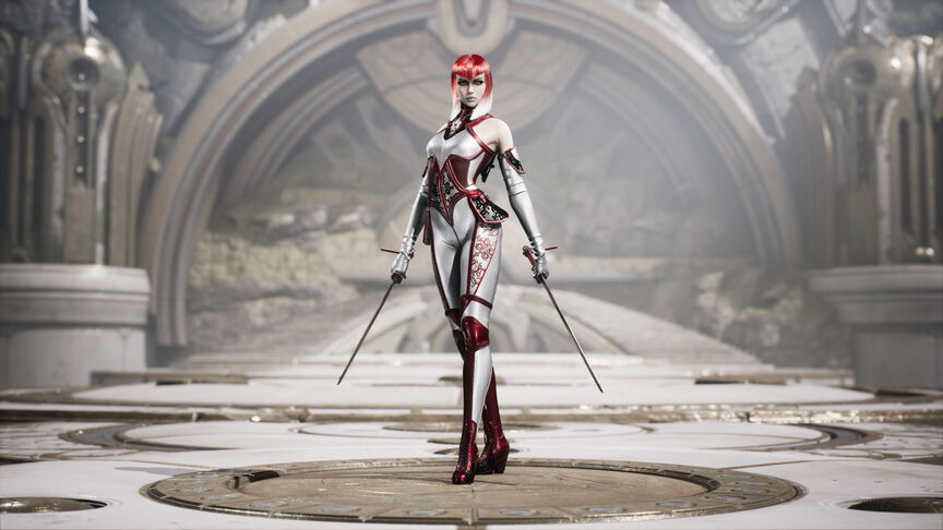 Countess Challenger skin
