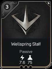 Wellspring Staff card