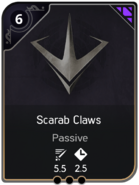 Scarab Claws