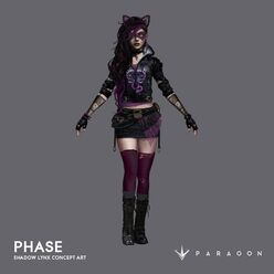 Phase Shadow Lynx Concept Art