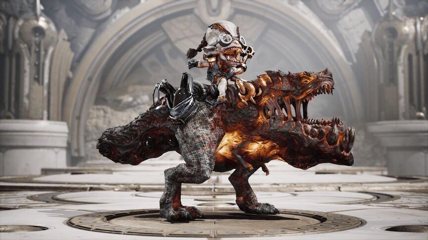 Iggy and Scorch Master skin