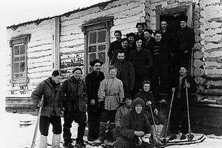 Dyatlov ski team2
