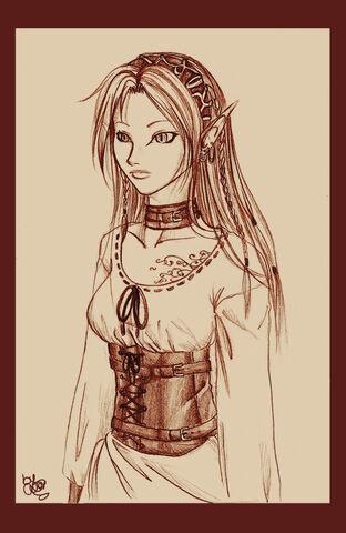 File:Pretty elf girl by funny neko.jpg