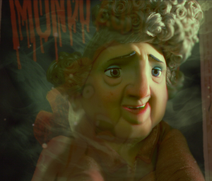 Norman'sgrandmother