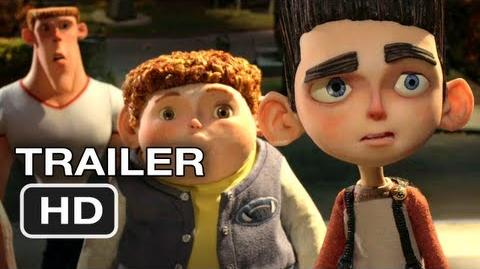 ParaNorman Official Trailer 2 - Stop Motion Movie (2012) HD