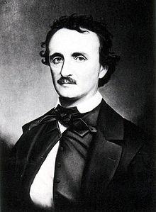 220px-Edgar Allan Poe portrait B