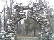 File:Gillette Castle Archway.jpg
