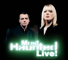 Most Haunted Live