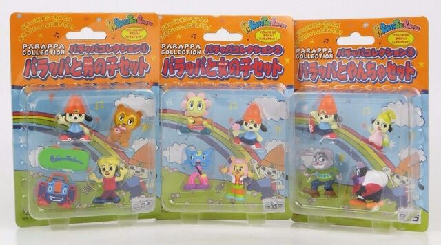 File:Parappa Collection Figure Set.jpg