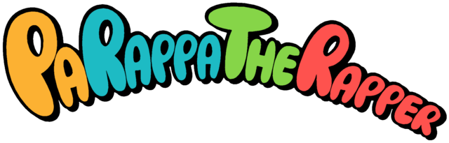 File:PaRappa The Rapper (Logo).png