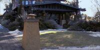 Leslie's house (location)