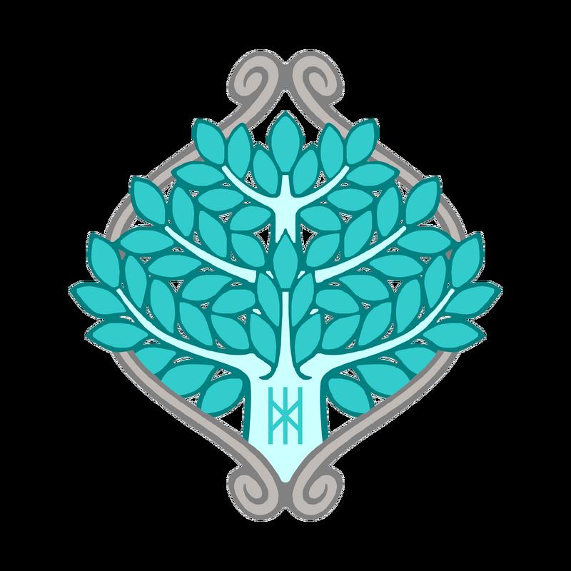 Order of the Frozen Ash logo