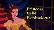 Princess Belle Productions Logo