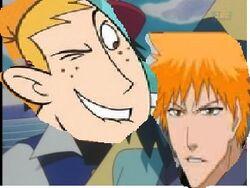 Ron vs Ichigo